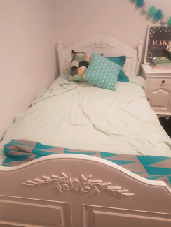 King single bed package