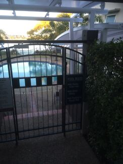 Metal security gates  Hamilton Brisbane North East Preview