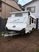 Jayco Destiny 2006 shower/toilet 17.55ft Poptop Chain Valley Bay Wyong Area Preview