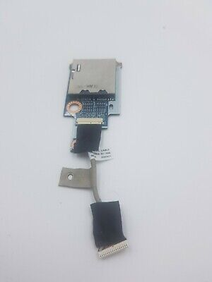 dell latitude e6500 laptop sd card reader board port / lecture de carte sd
