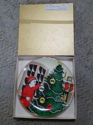 VIntage kawasaki christmas promo plate advertising holiday 20th anniversary MOTO