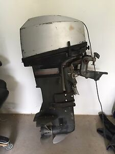 Mariner 20hp Outboard Edmonton Cairns City Preview