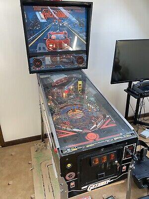Williams The Getaway Pinball Machine