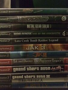 Classic PS2 games  West Island Greater Montréal image 1