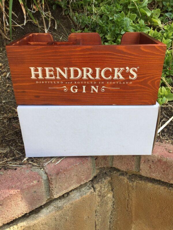 Hendrick's Gin Napkin Holder Bar Caddy
