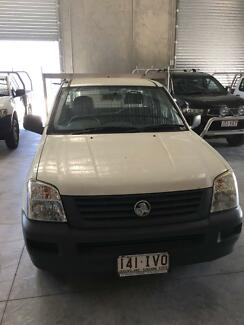 2005 HOLDEN RODEO UTE 5 SPEED MANUAL Redland Bay Redland Area Preview
