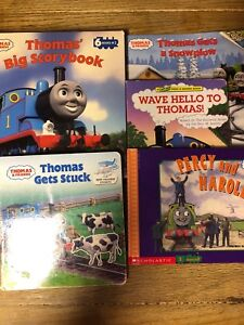 Thomas the train book lot
