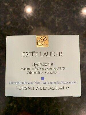 Estee Lauder Hydrationist Maximum Moisture Creme 1.7oz / 50ml NIB