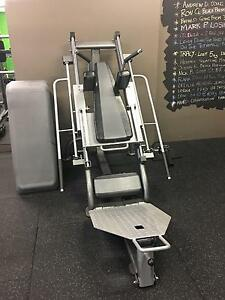Commercial grade Hack Squat machine Darlinghurst Inner Sydney Preview