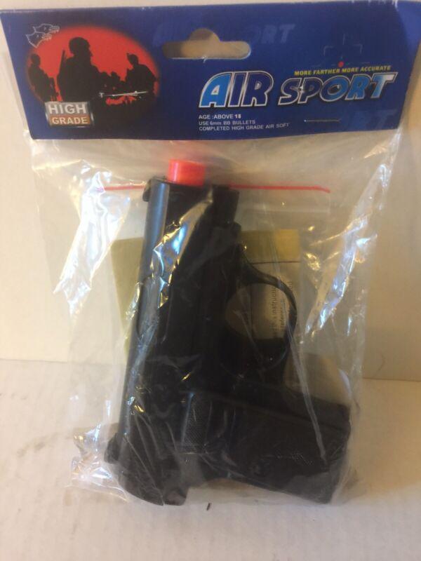 AIR SPORT HIGH GRADE AIR SOFT GUN BRAND NEW IN BAG