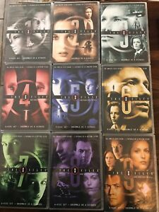 The X Files complete series