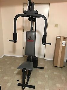 Weider weight machine / home gym