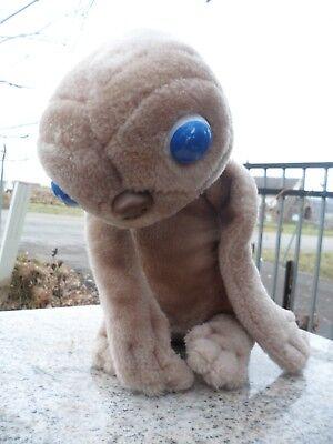 "Vtg E.T. Plush ET 12"" Doll Showtime Kamar Intl. Stuffed Animal Alien Plush Toy for sale  Salamanca"