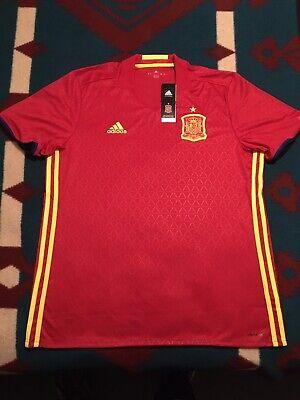 70% Descuento Camiseta oficial Adidas Selección Española de Fútbol!!