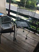 2x bird cages great condition Eastern Heights Ipswich City Preview