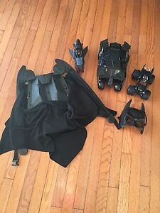 Batman accessory 5 pc kit