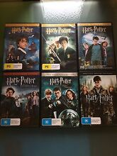 Harry Potter dvds Ferntree Gully Knox Area Preview