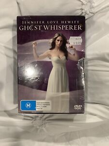 Complete set of GHOST WHISPER! $50