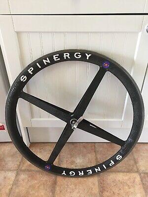 Spinergy Rev X Carbon Wheel. 700c, usado comprar usado  Enviando para Brazil
