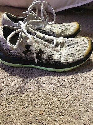Boys Size 5y Under Armour Shoes