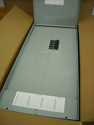 NEW GE TM820RCUFL PowerMark Gold 200 Amp Main Breaker Outdoor Load Center