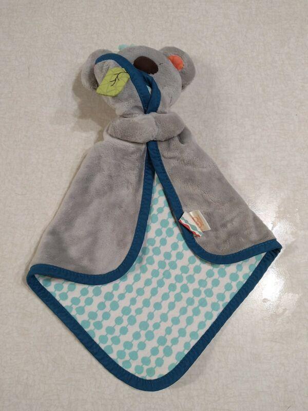B Cuddly Baby Lovey Koala Bear Security Plush