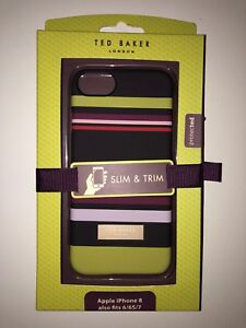 [BRAND NEW] Ted Baker iPhone 8 case