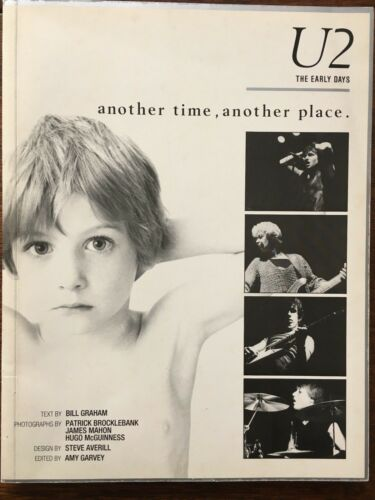 """""""U2"""": The early days: another time, another place - excellent condition"""
