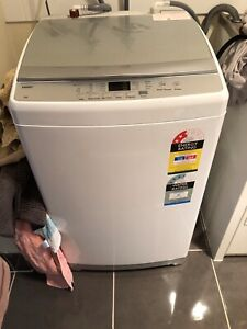 Haier 7kg washing machine