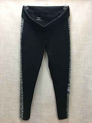 Motherhood Maternity Black Leggings Size Small Excellent Condition!