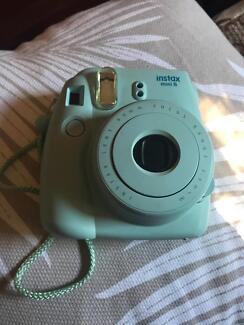 Instax mini blue