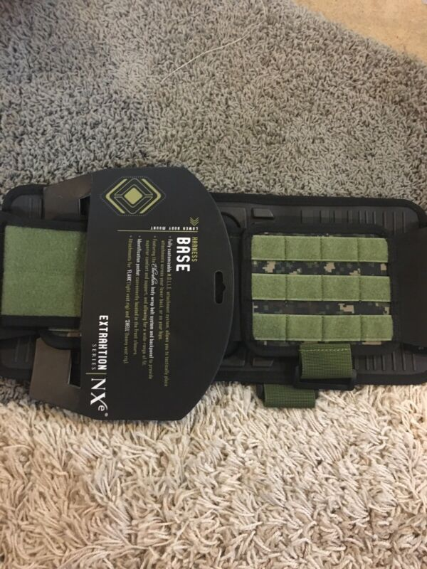 Paintball Mag Fed Molle Attachment System Pod Pack. Nxe Extraktion Series