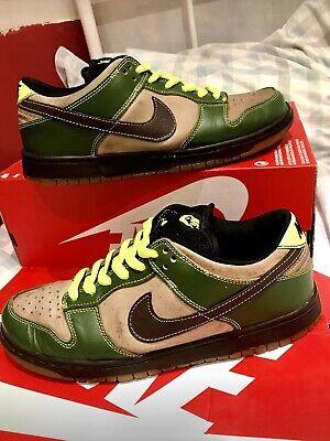🔥 Nike SB Dunk Low JEDI ~ UK Size 9 Rare 🔥