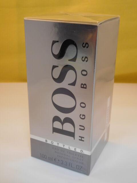 HUGO BOSS BOTTLED 100 ML EDT
