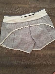 Lululemon Run Speed Shorts!
