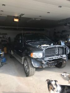 2003 Dodge Ram Hemi 4x4 parting out