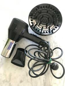 Hairdryer Clairol Big Shot 1500w with diffuser West Leederville Cambridge Area Preview