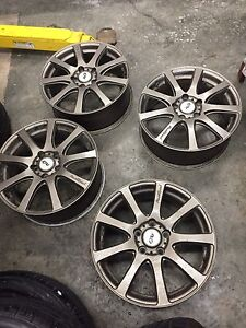 Mags 17 pouces 5x114,3 DAI