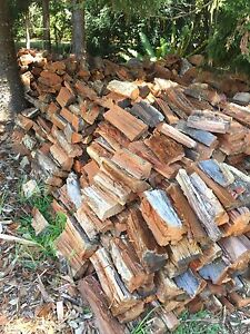 Hardwood Firewood - seasoned ready to burn Logan Village Logan Area Preview