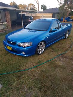 2002 BA XR6 Ute ( Swap for Turbo Diesel ute )