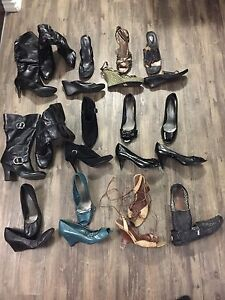 Size 11-11w shoes/boots