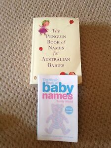 Baby names books Iluka Joondalup Area Preview