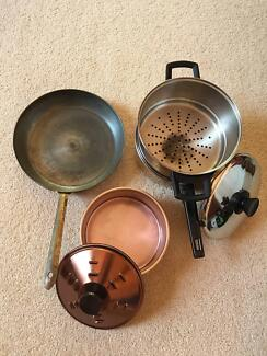Stainless Steel Steamer and Crock Pot Cake Pan