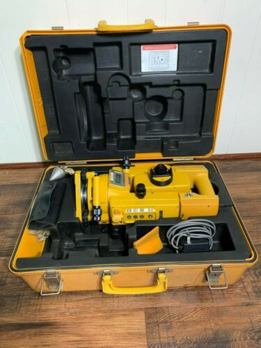 Topcon GTS-3C Transit Level with case and accessories