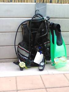 scuba gear Clovelly Park Marion Area Preview