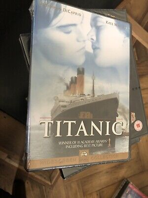 Titanic [DVD] [1998] [Region 1] [US Impo DVD Incredible Value and Free Shipping!