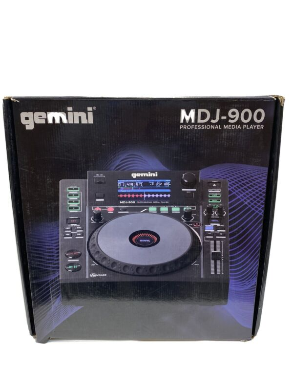 Gemini MDJ-900 Professional Media Player
