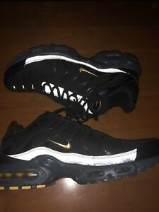 (SIZE 10.5) Nike Air Max Plus Anthracite