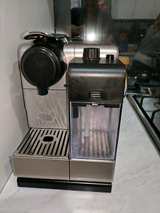 Nespresso latisimo machine near new Sydney City Inner Sydney Preview