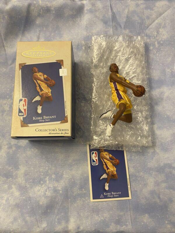 NBA Kobe Bryant 2003 Hallmark Ornament New in Original Box